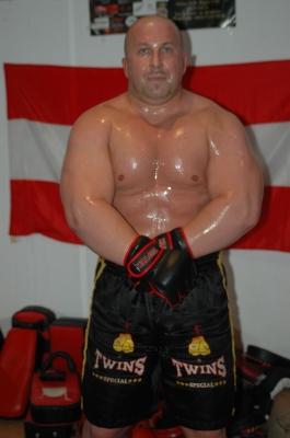 Safet Feratovic beim Training 2009