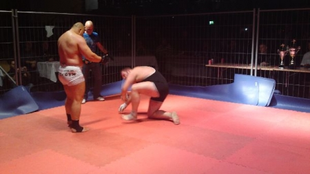 Safet Feratovic vs. Pascal Guth